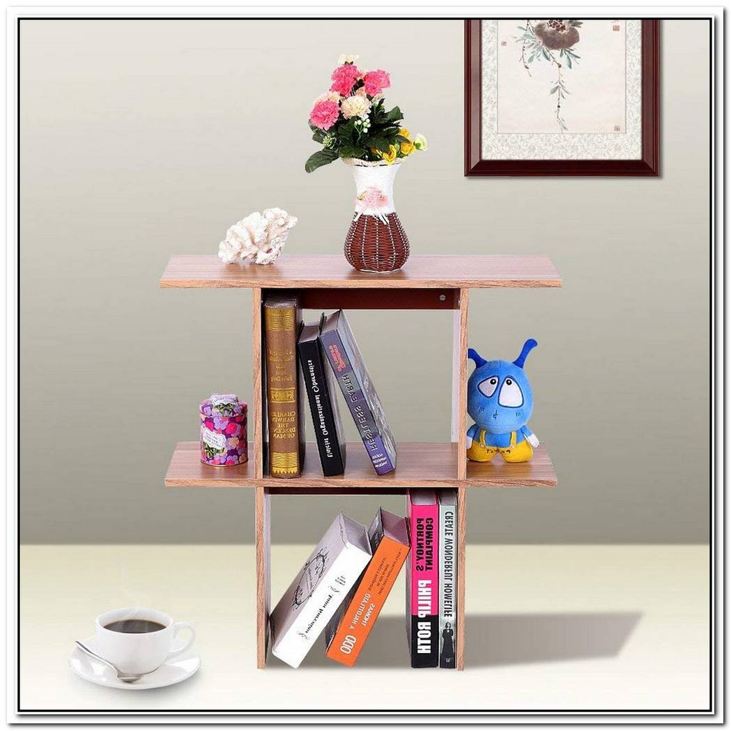 Creative And Simple Display Shelf