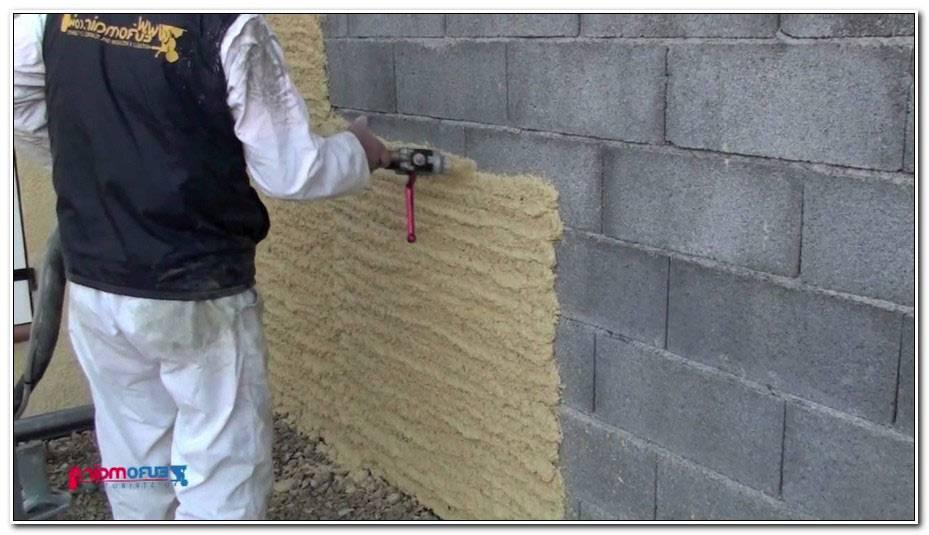 Crepir Un Mur En Parpaing Exterieur