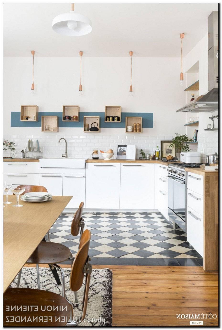 Cuisine Moderne Maison Bourgeoise