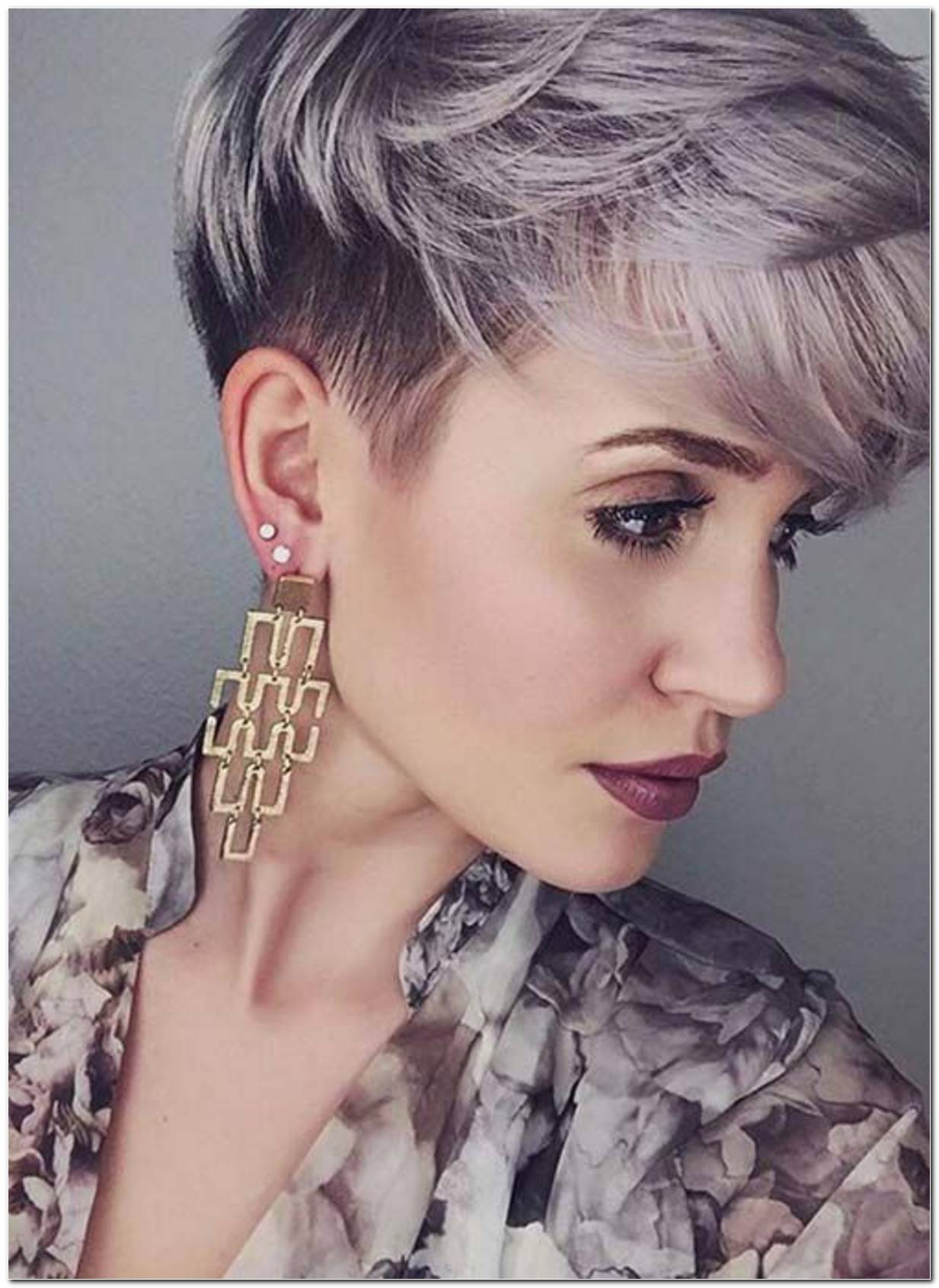 Damen Frisuren Kurz Undercut