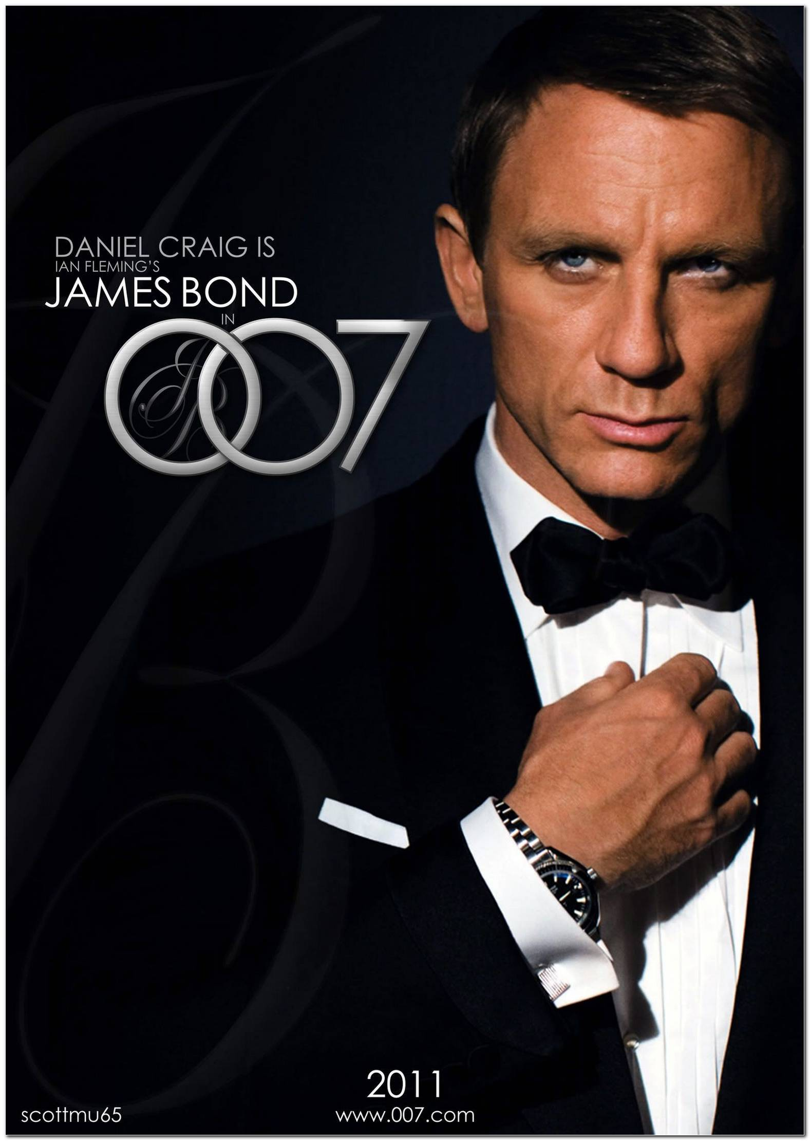 Daniel Craig Frisur Skyfall