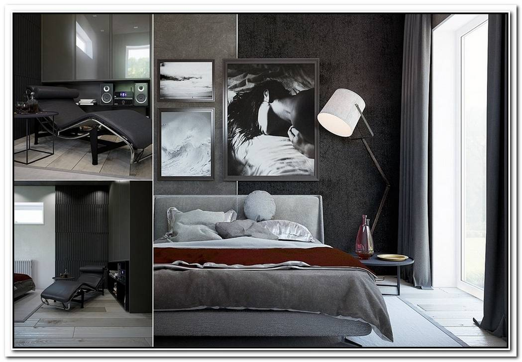 Dark And Dreamy Bedrooms