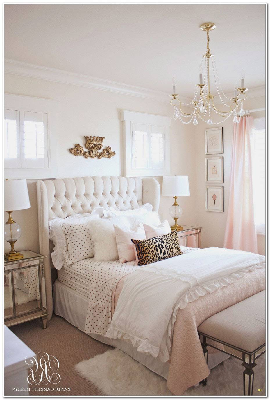 Dcoration Chambre Rose Gold