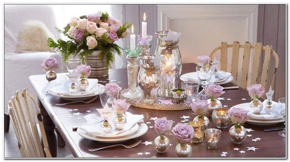 Dcoration De Table Pour Noel