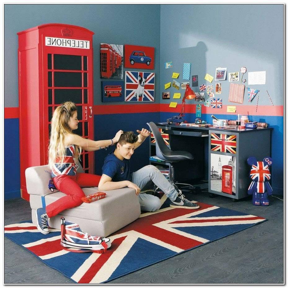 Deco Chambre Ado Fille Angleterre