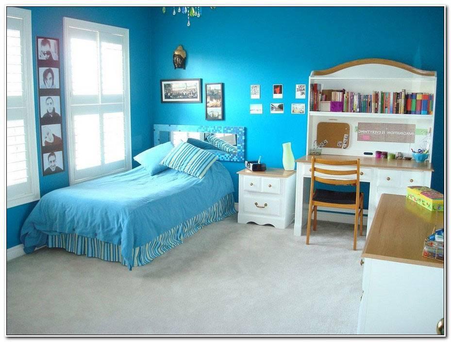 Deco Chambre Ado Fille Turquoise