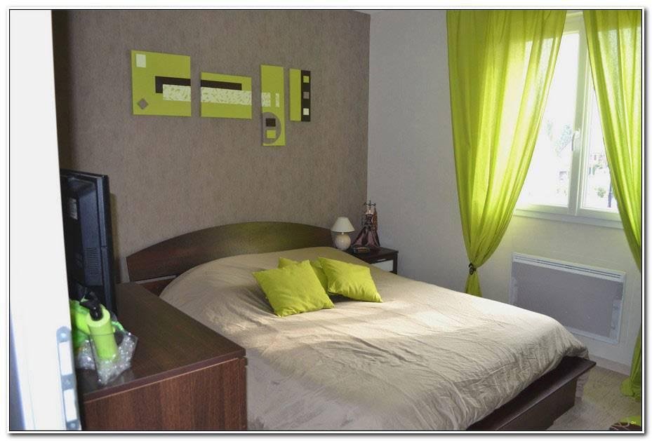 Deco Chambre Grise Et Verte