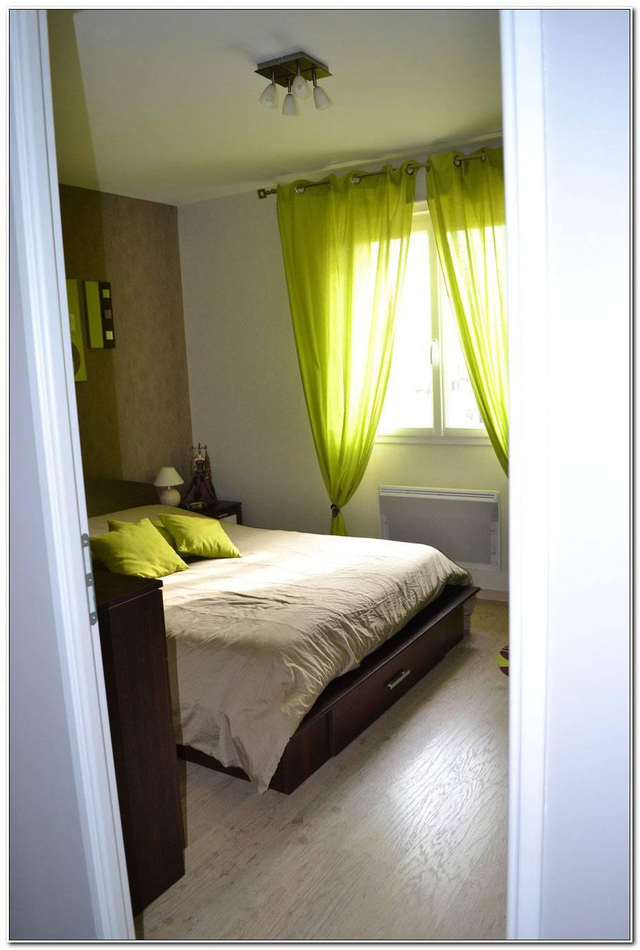 Deco Chambre Vert Et Beige