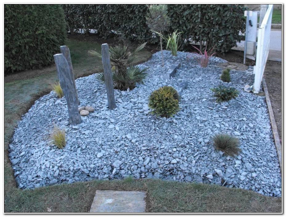 Deco De Jardin Avec De Lardoise
