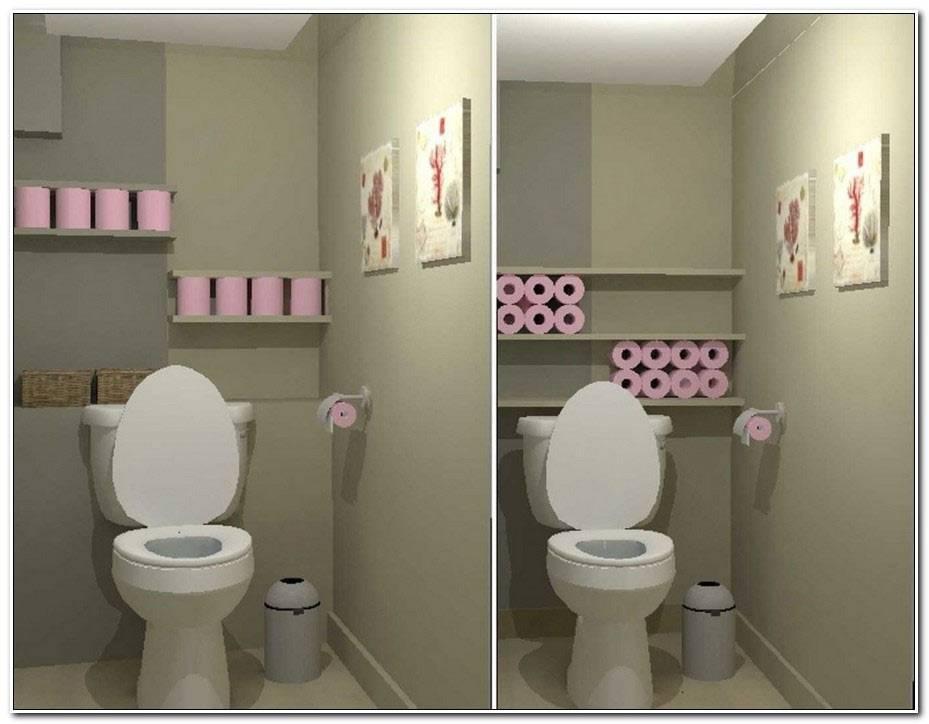 Deco De Toilette