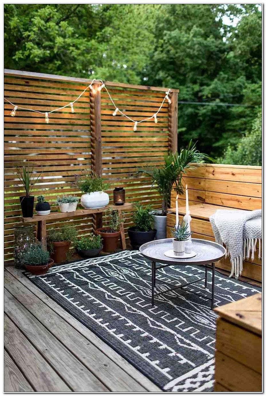 Deco Exterieur Terrasse