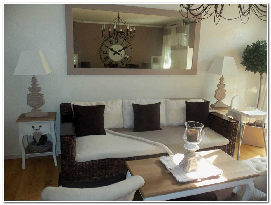 Deco Salon Taupe Et Blanc