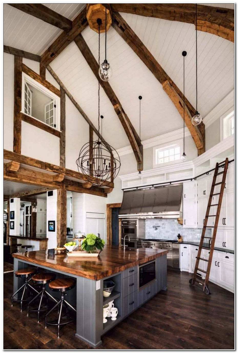 Deco Style Chalet Moderne