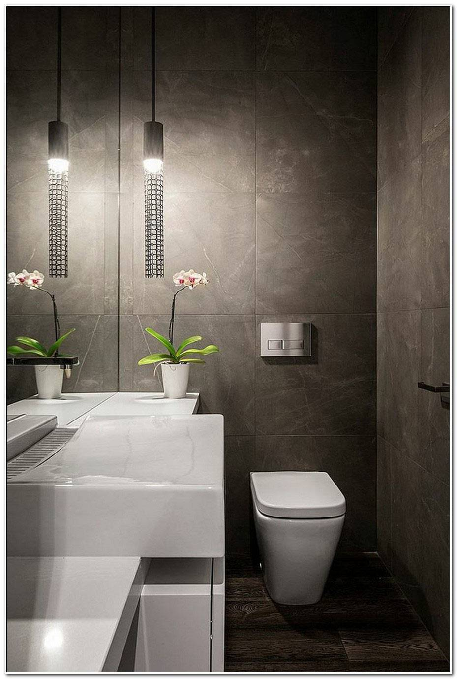 Deco Wc Contemporain