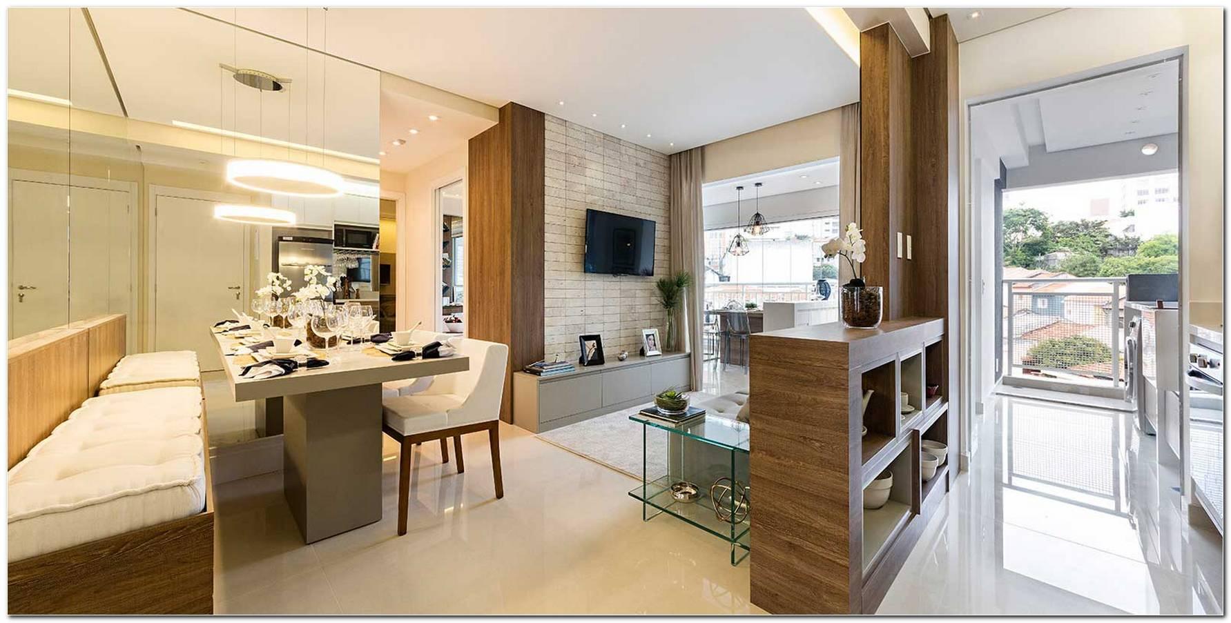 Decoração De Apartamento Pequeno Descubra 60 Ideias Incríveis