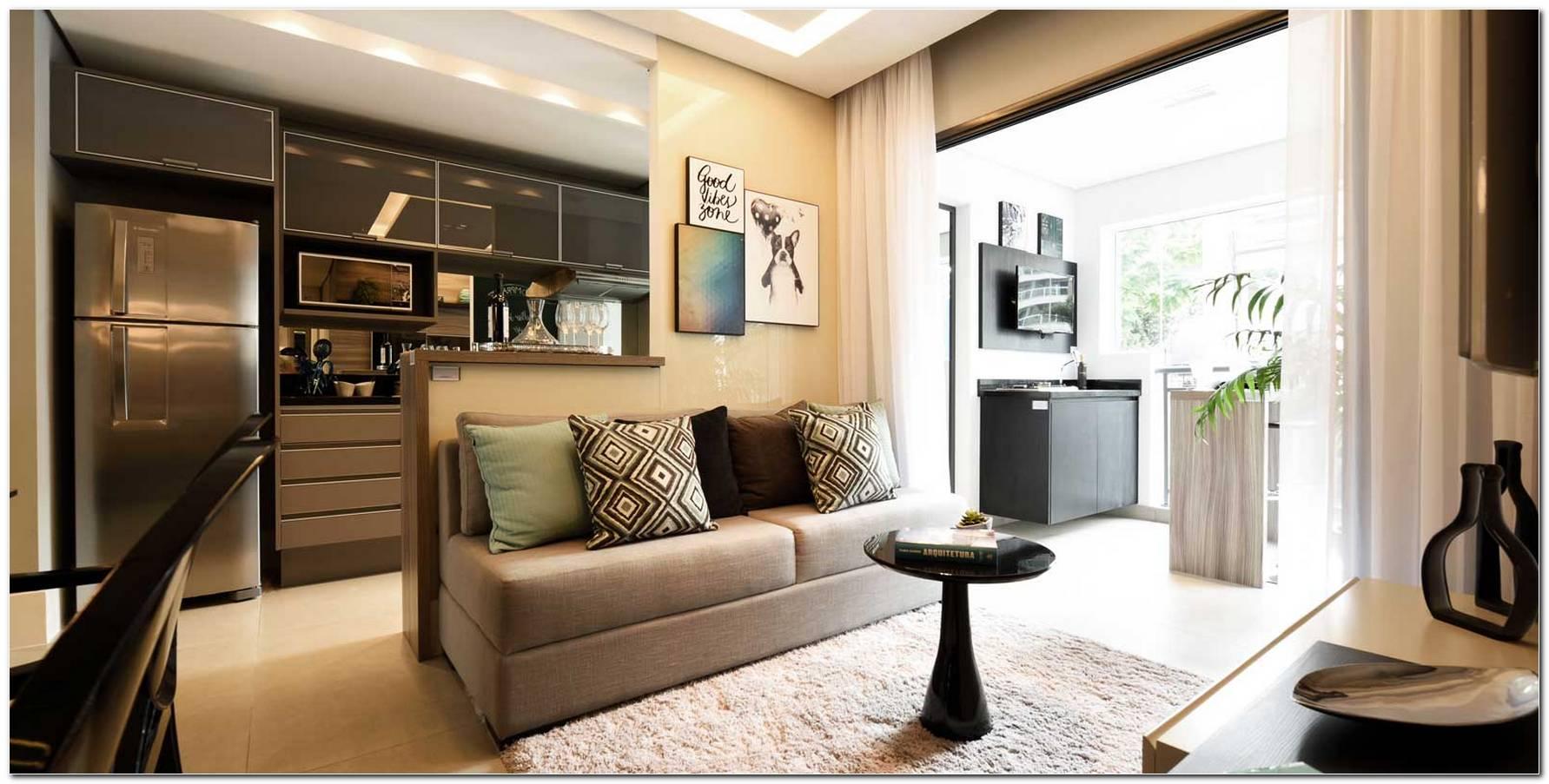 Decoração De Apartamento Sala