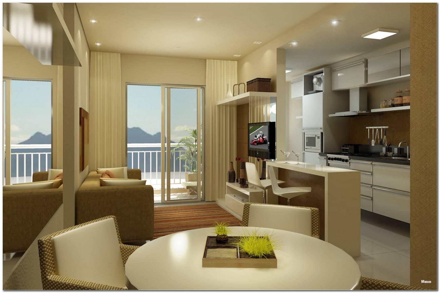 Decoração De Apartamentos Compactos