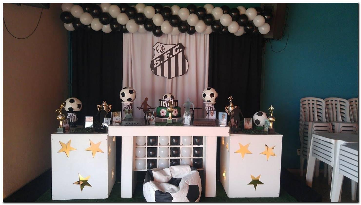 Decoração De Festa Infantil Do Santos