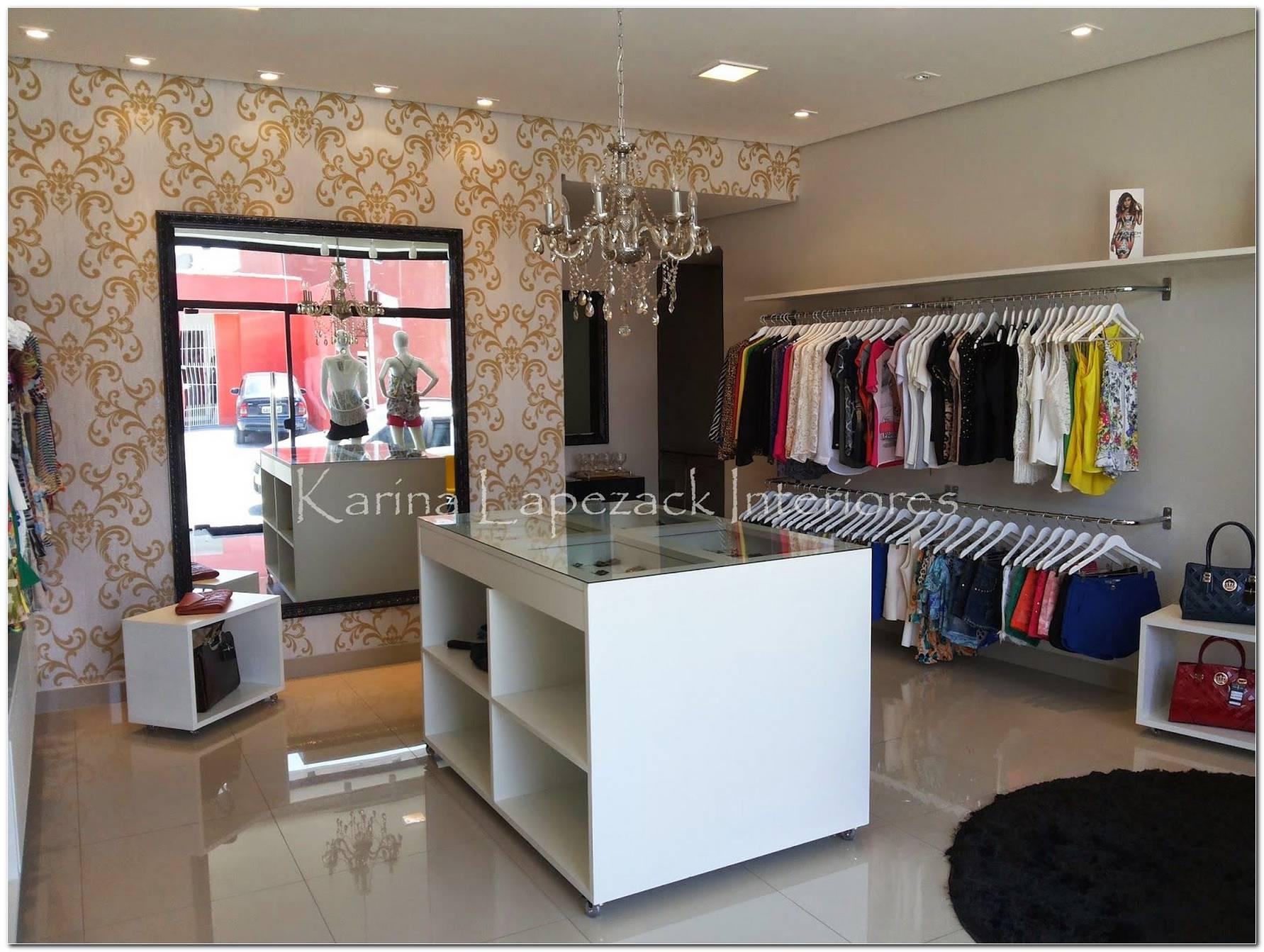 Decoração De Interiores De Lojas