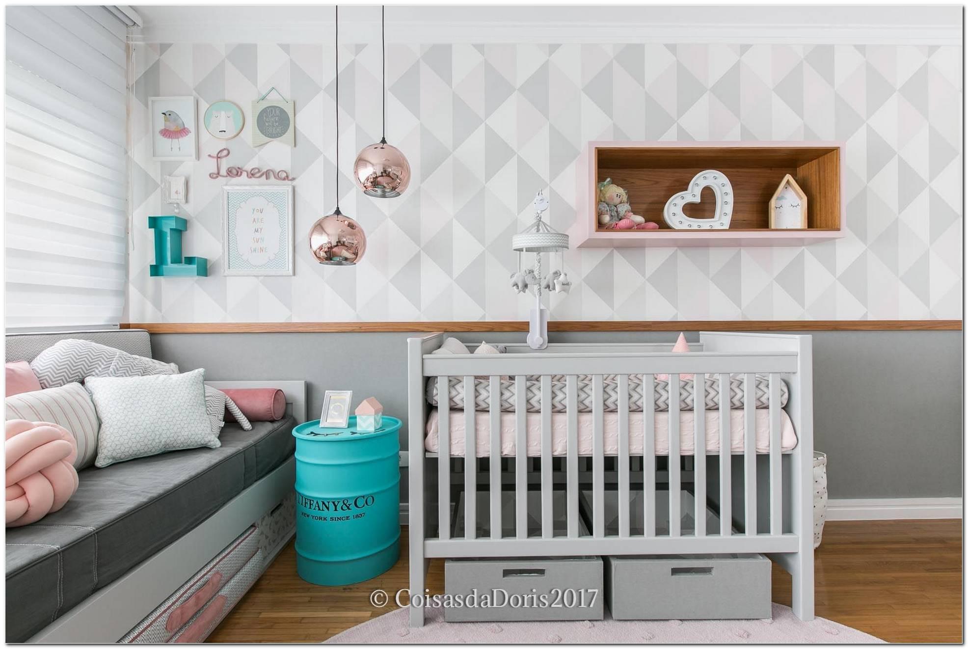 Decoração De Quarto De Bebê Moderno