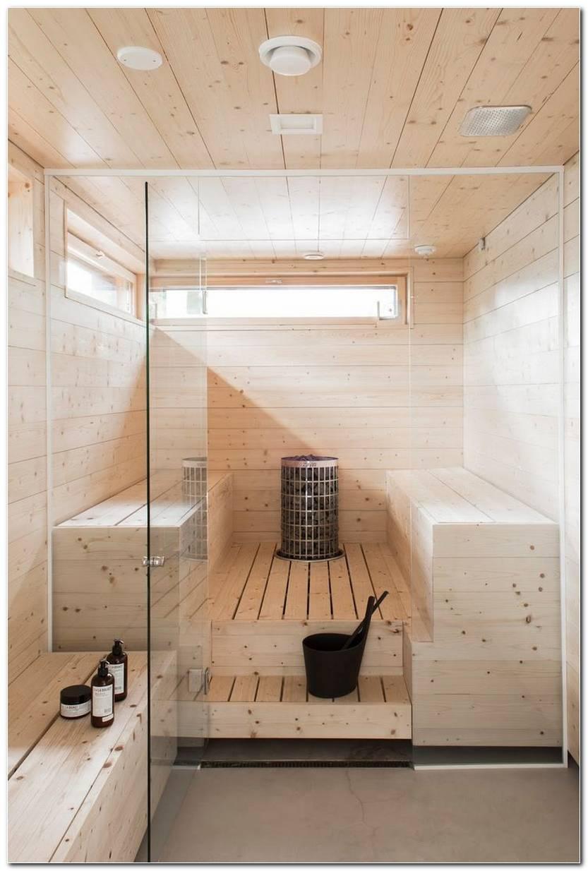 Decoração De Saunas