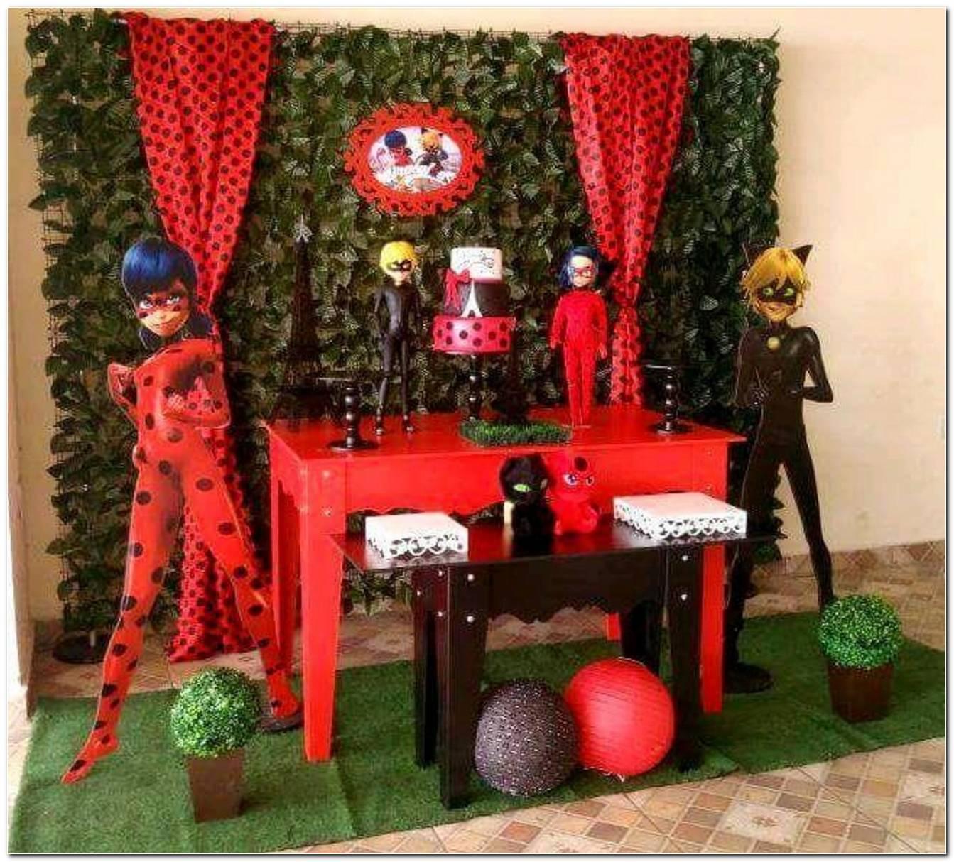 Decoração Festa Da Ladybug