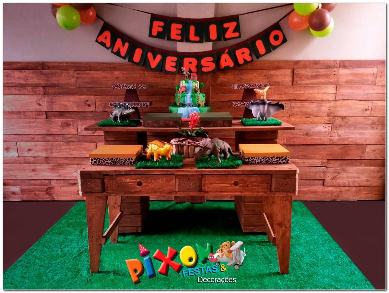 Decoração Festa Infantil Dinossauro