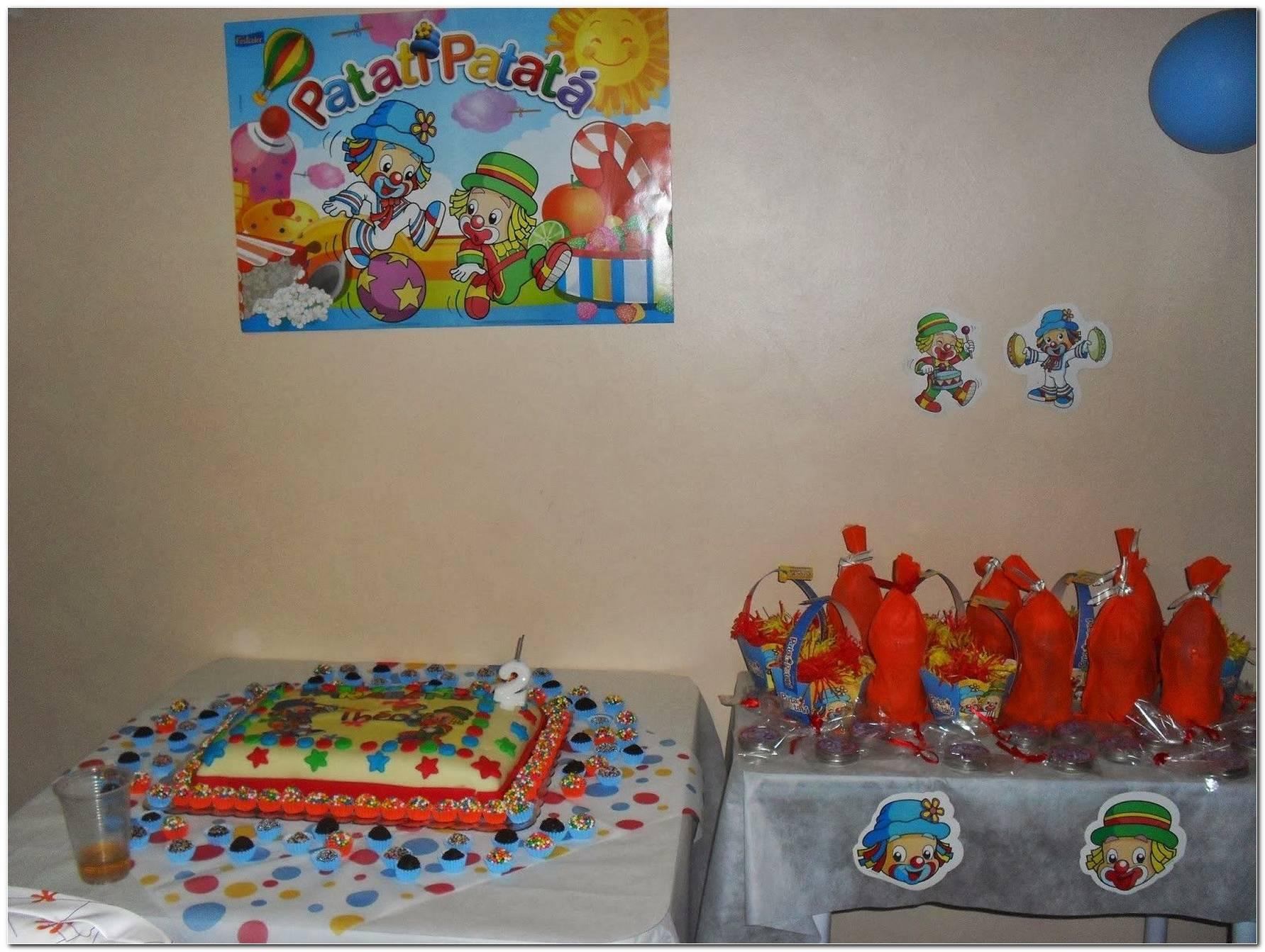 Decoração Festa Infantil Simples E Barata