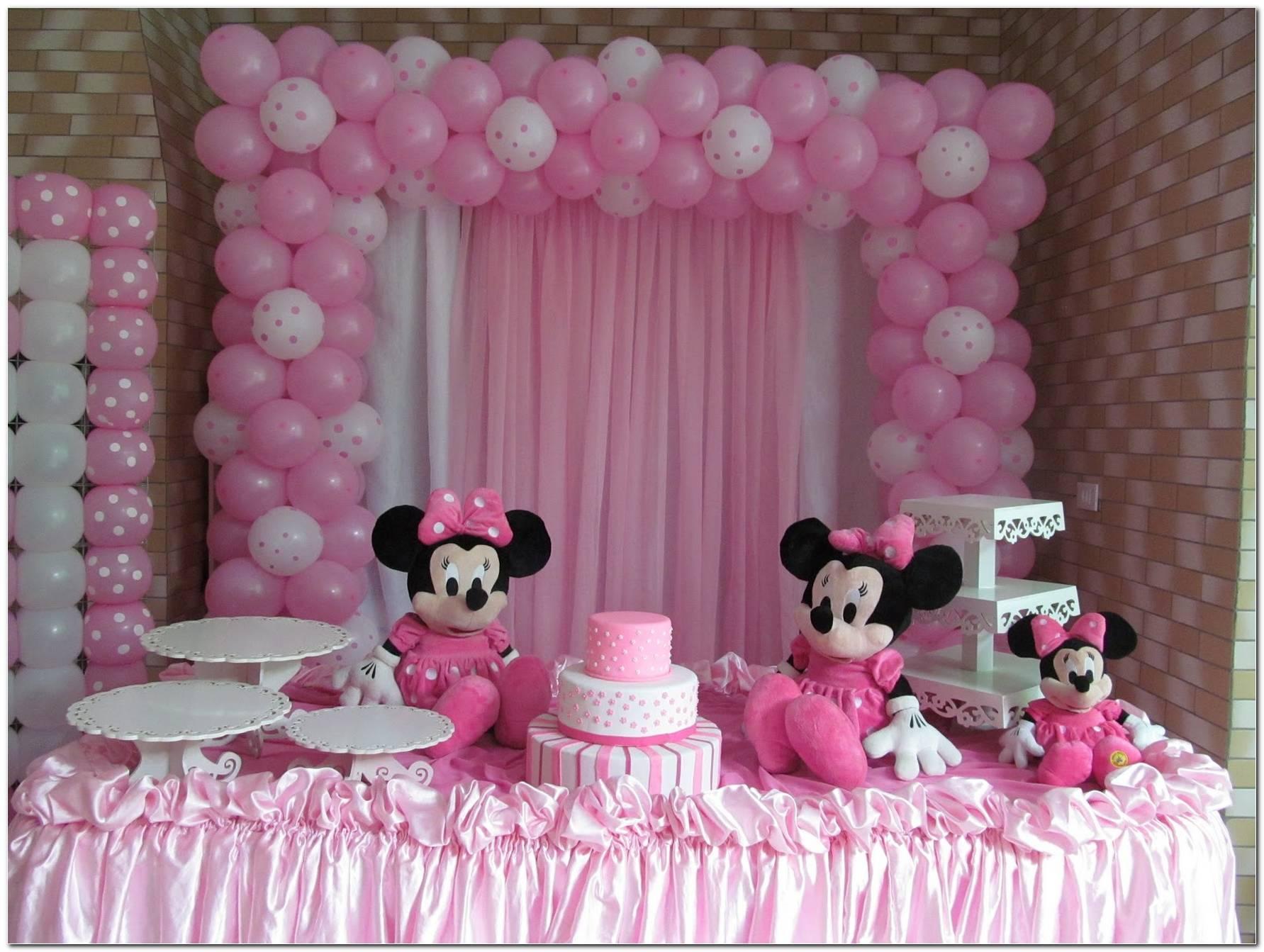 Decoração Para Festa Infantil Feminina