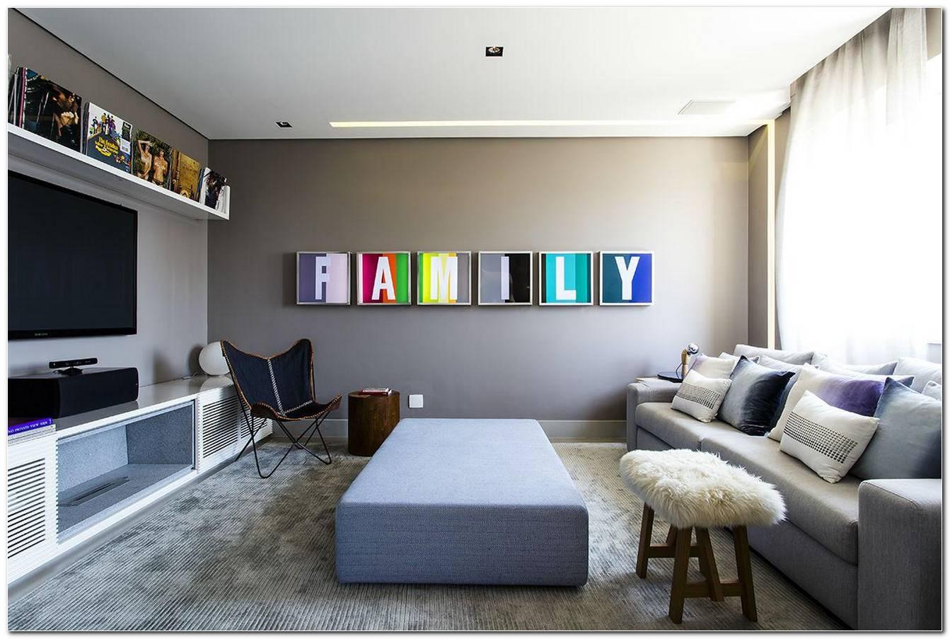 Decoração Para Sala De Tv