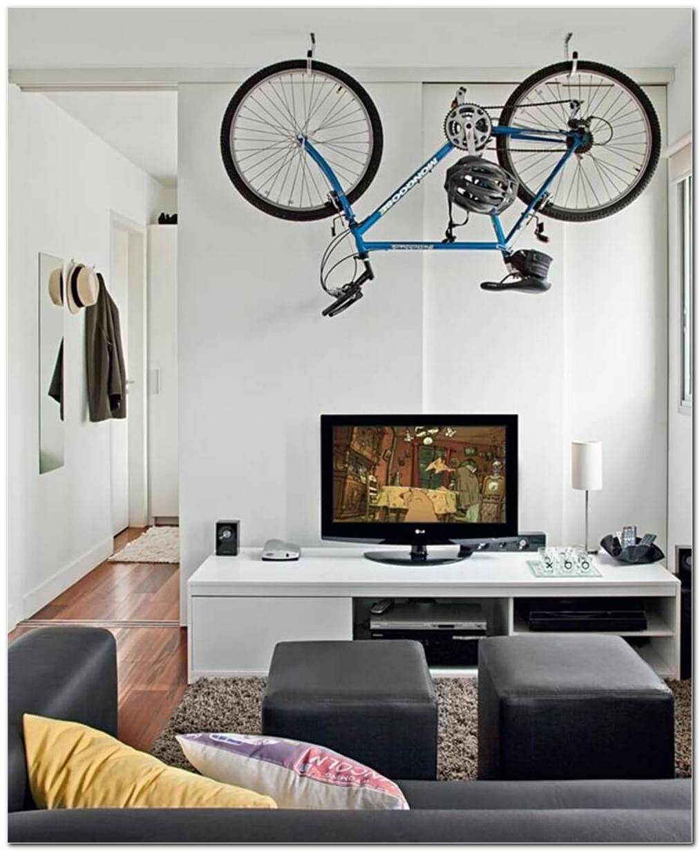 Decoracao Sala De Estar Pequena Apartamento 1