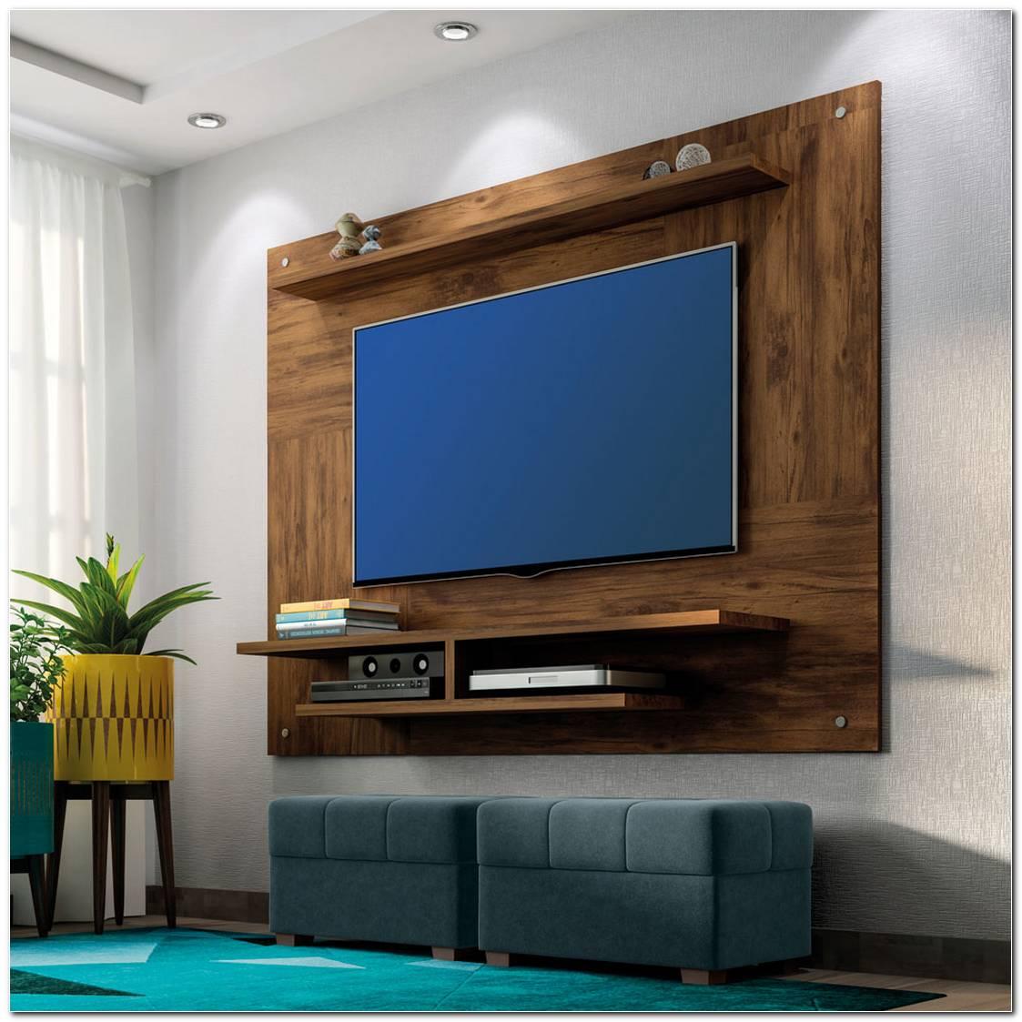 Decoracao Sala De Tv Com Painel