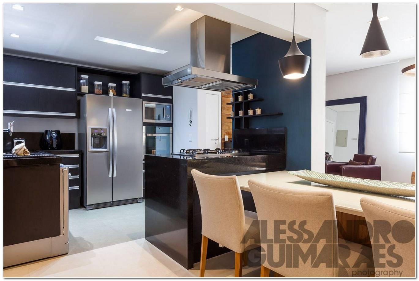 Decoracao Sala Integrada Com Cozinha
