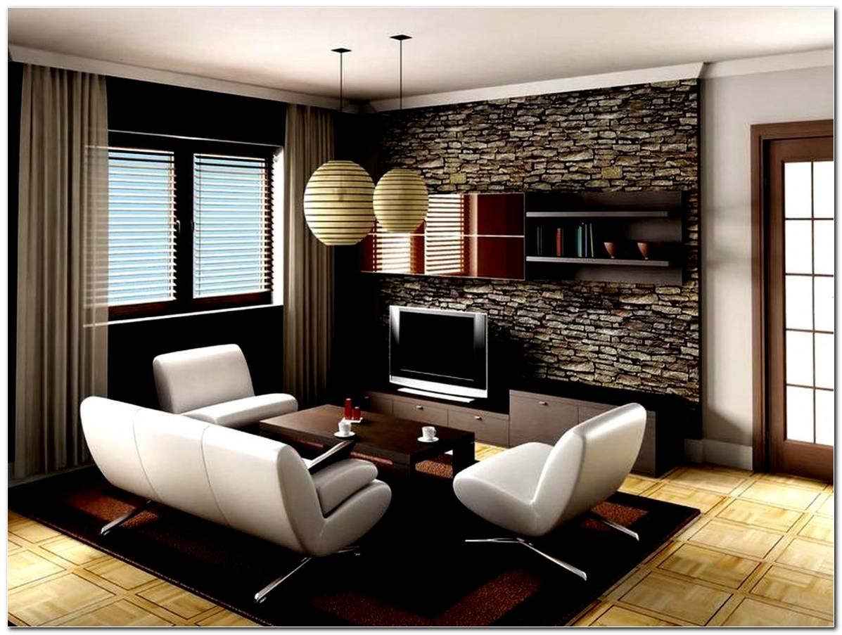 Decoracion Sala De Estar Con Tv 1