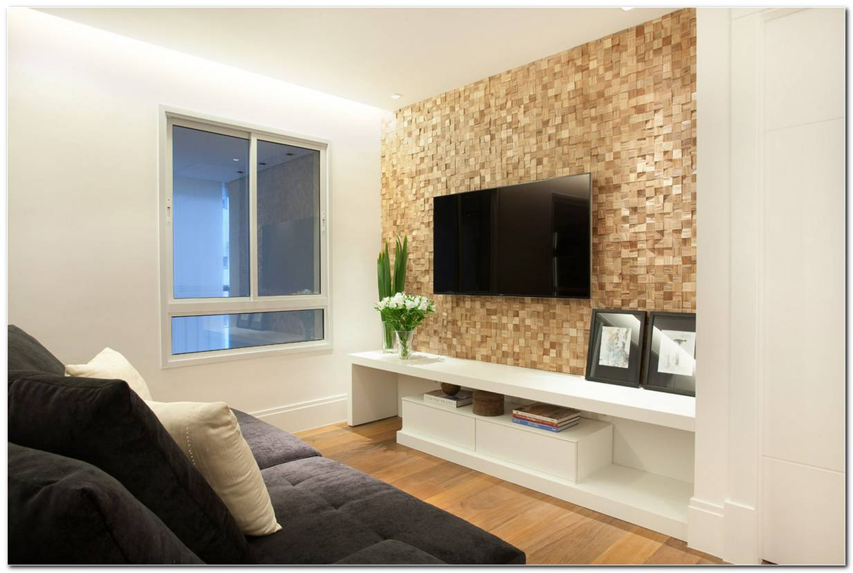 Decorar Sala Pequena Apartamento