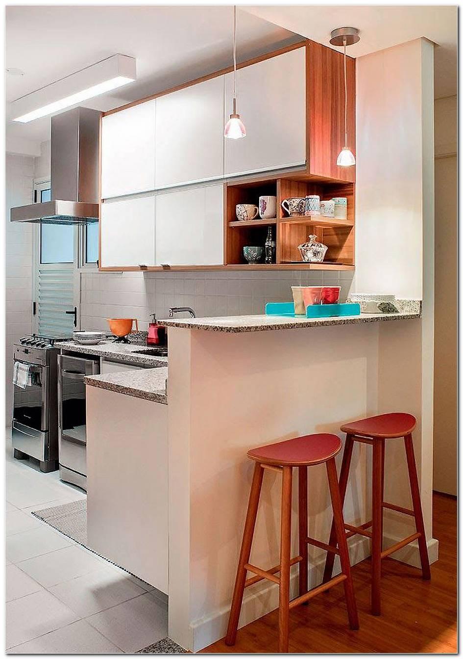Decorar Sala Pequena Com Cozinha Americana