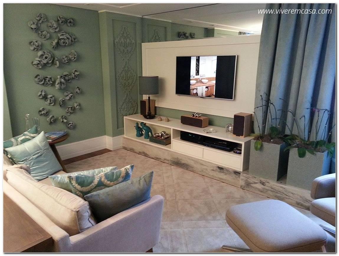 Decorar Sala Pequena E Simples