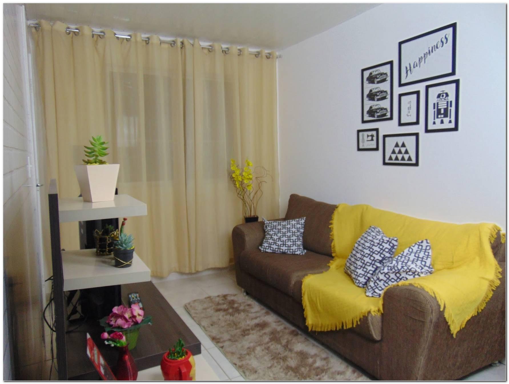 Decorar Uma Sala Pequena E Simples