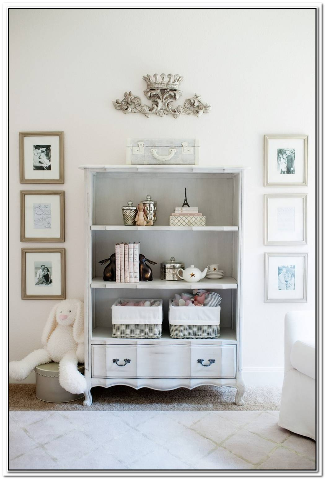Decorating A French Nursery Room 1