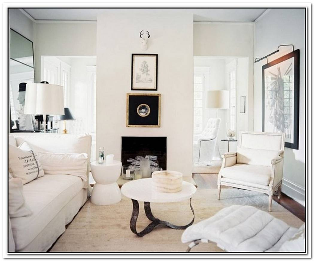 Decorating With BrightModern White