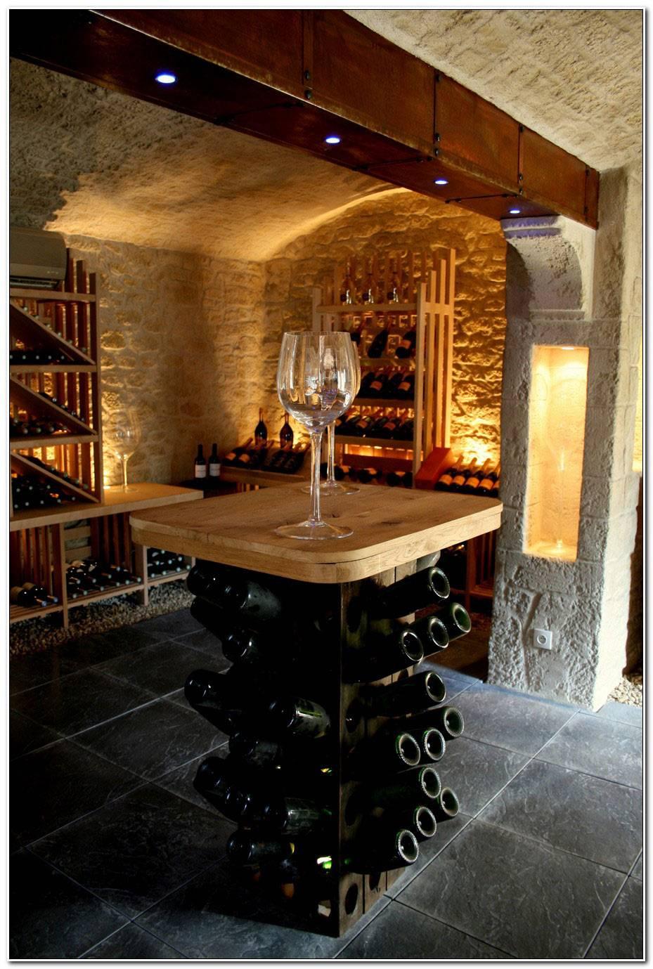 Decoration Cave A Vin