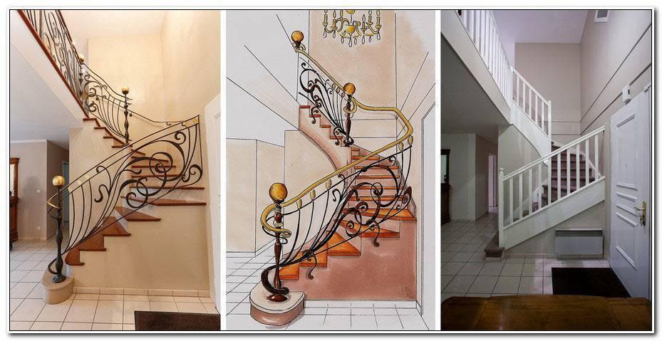 Decoration Escalier Interieur
