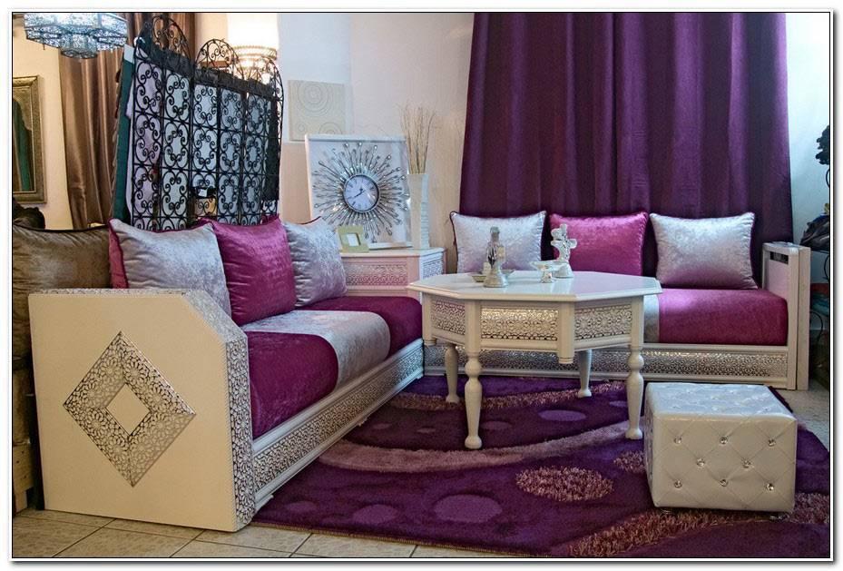 Decoration Salon Marocain 2017