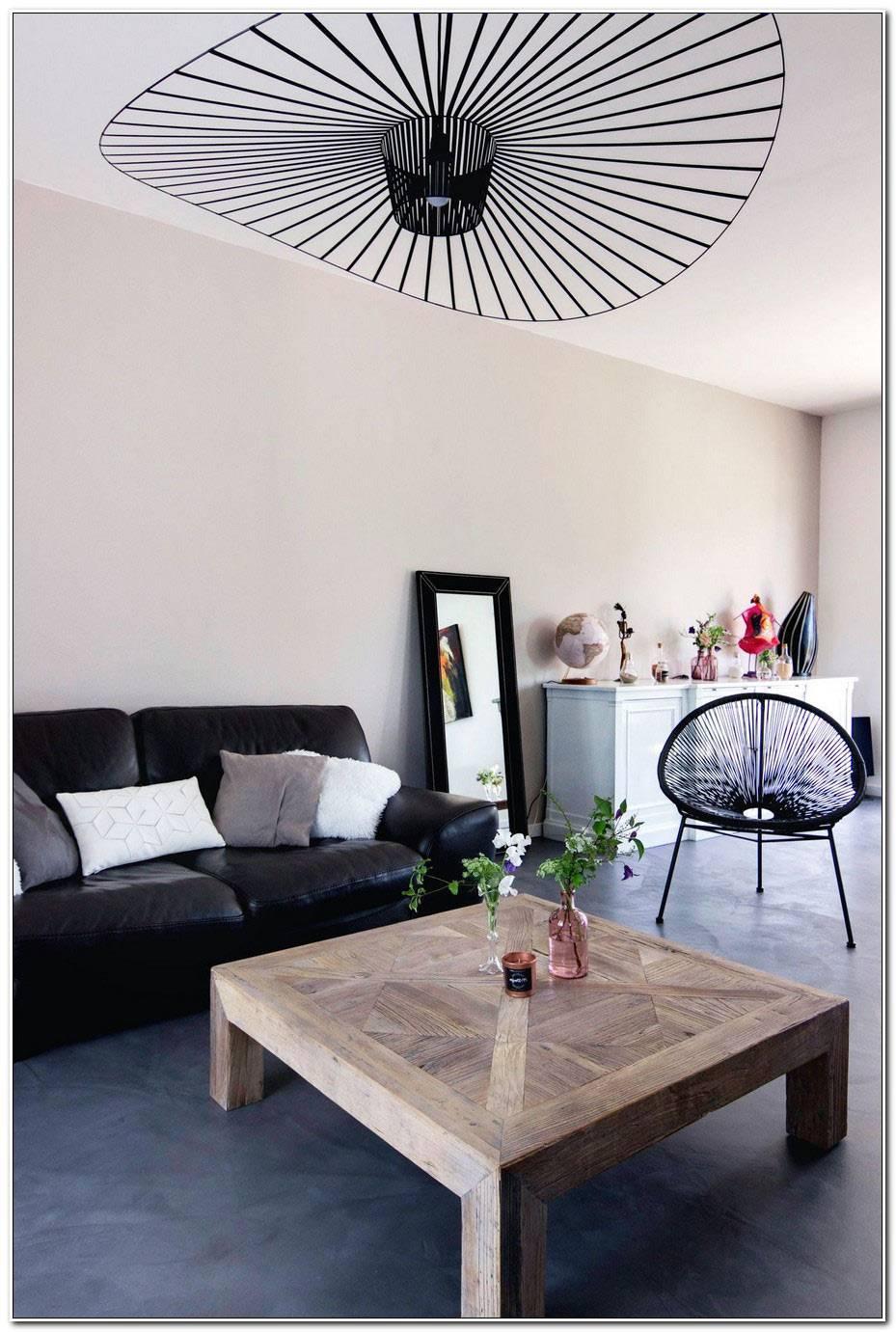 Decoration Salon Moderne Gris