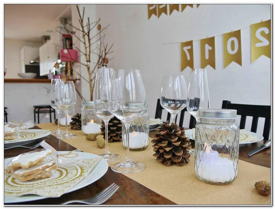 Decoration Table Reveillon Jour De Lan