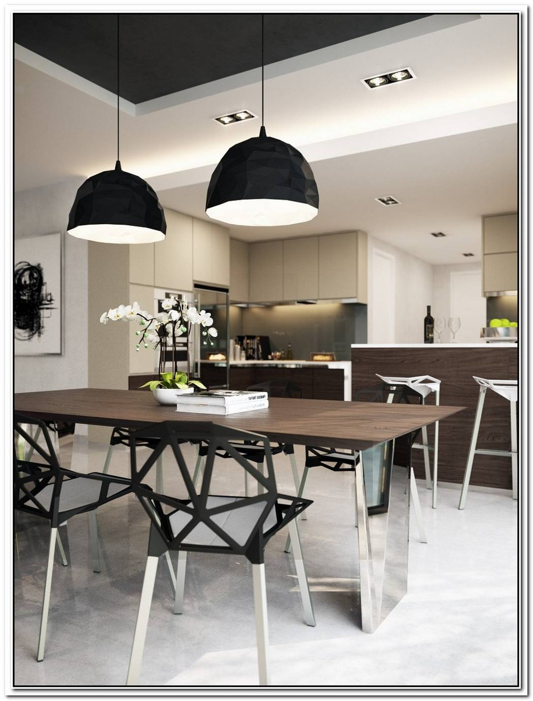 Delicious Dining Room Schemes 1