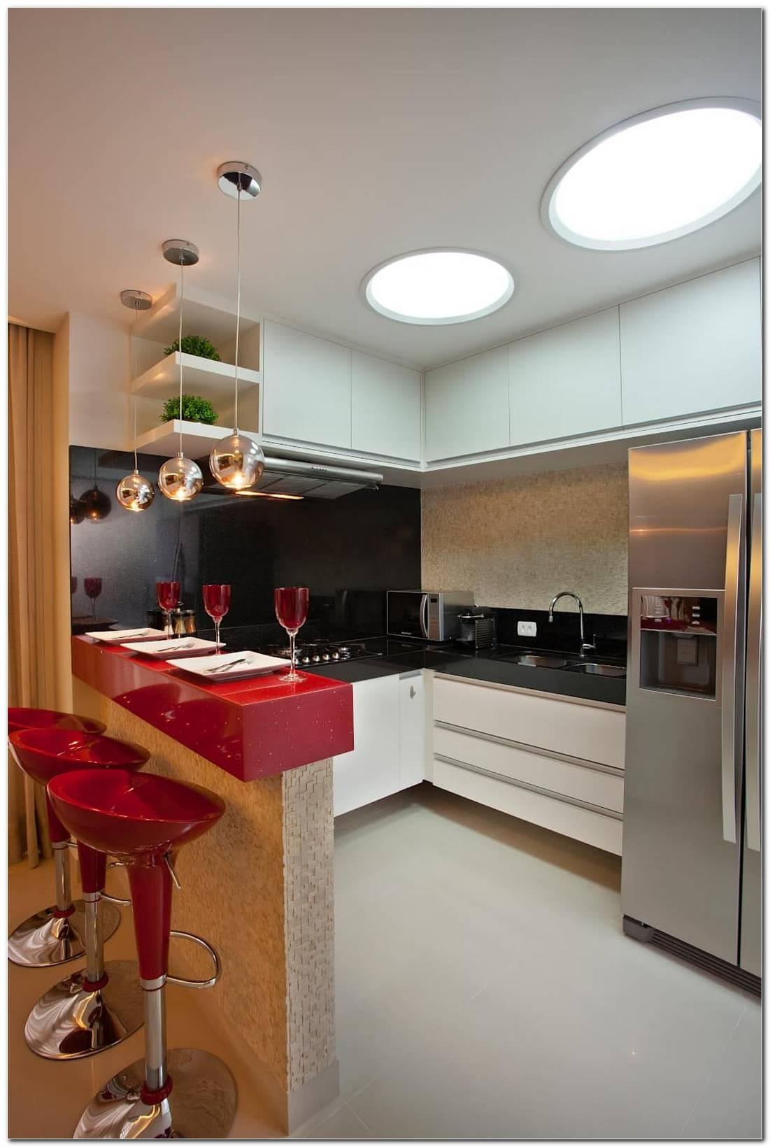 Design De Interiores De Cozinhas