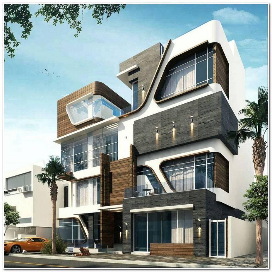 Design Facade Maison Moderne