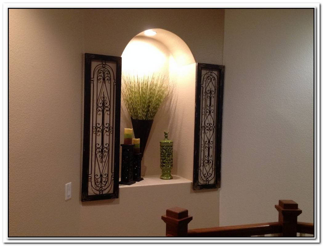 Design Ideas For Wall Niches 1