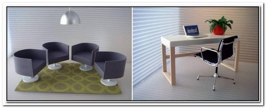 Design In MiniatureModern Dollhouse Furniture Ideas